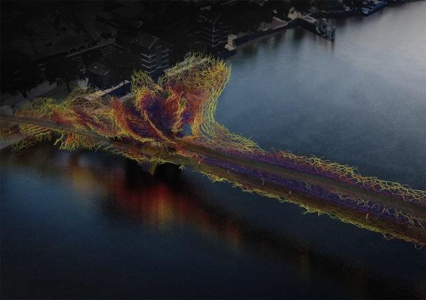 Концепции за мост в Лондон